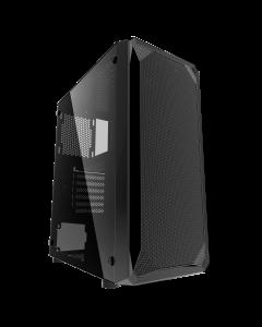 ionz KZ10 Classic Black Ultimate Mesh Airflow Case