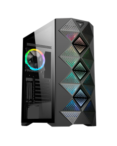 ionz Gamer Edition kesshō ATX PC Case