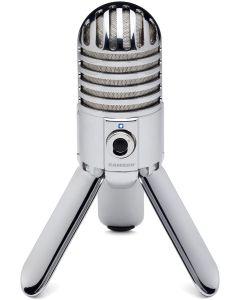 Samson Meteor Mic - Portable USB Studio Condenser Microphone