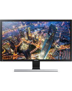 "SAMSUNG LU28E590 4K Ultra HD 28"" LED Monitor - Black"