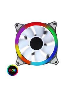 Single Ring 22 LED 120mm Rainbow RGB Fan (GameMax Spectrum / Eclipse fan)
