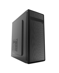 KZ11 PC COMPUTER CASE M-ATX OFFICE DESKTOP TOWER USB 3