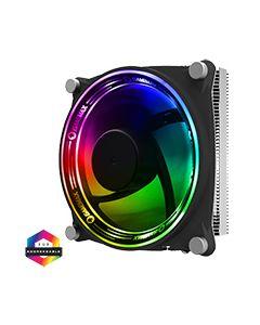 Gamma 300 Rainbow ARGB CPU Cooler Aura Sync 3 Pin