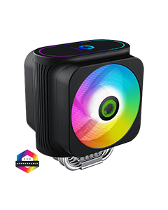 Gamma 600 Rainbow ARGB CPU Cooler Aura Sync 3 Pin