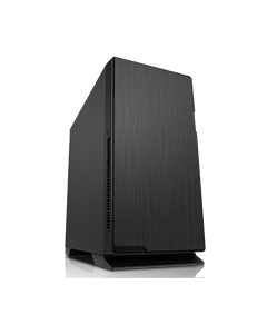 Silent Mid-Tower Gaming PC Case USB 3.0