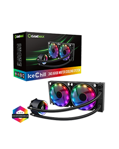 Ice Chill 240mm ARGB AIO Water Cooler