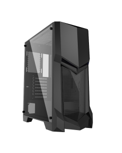 IONZ KZ12  Bold and Striking Full Tower ATX  Case