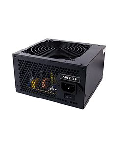 500W Builder Black 12cm PSU White Box PFC CE 3 x SATA