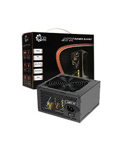 600W BR Black ATX Power Supply with a Silent 120mm Black Fan & PFC