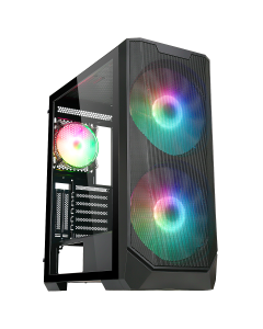 ionz Gamer Edition Taiyō ATX PC Case