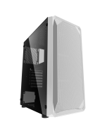 ionz KZ10 Arctic White Ultimate Mesh Airflow Case