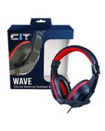 Wave Stereo Wired Headphone and Mic