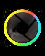 ionz Fixed RGB Halo Case Fan 120MM